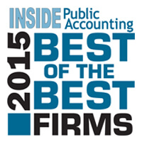 Lutz Awards: Best of the Best Firms by Inside Public Accounting
