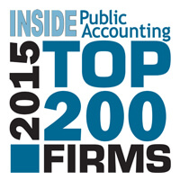 Lutz Awards: Top 200 Firms by Inside Public Accounting