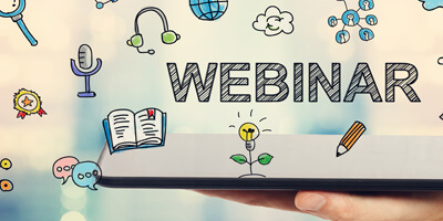 Webinar + Supporting Effective Financial Management
