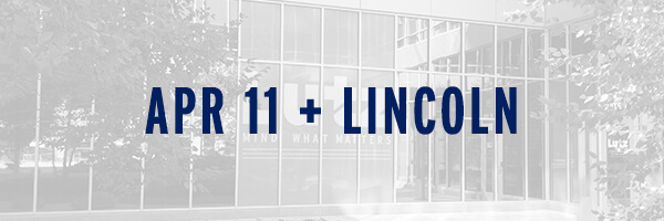 Lutz Learning Live LINCOLN: Technology Planning for Disasters Big and Small
