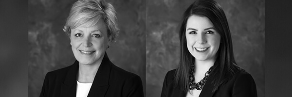 Lutz adds Adams and Barton as Firm Administrative Assistants
