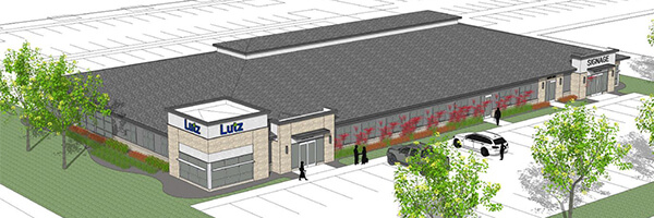 Lutz Combines Grand Island Offices + New Location
