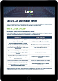 M&A basics toolkit
