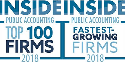 Lutz Named a Top 100 Firm by INSIDE Public Accounting