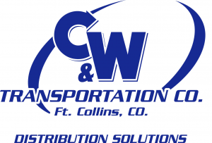 C&W Transportation logo