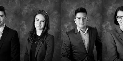Lutz adds Austin, Butler, Chavez and Olson to Omaha Office