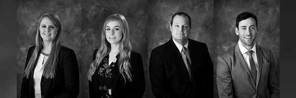 Lutz adds Gathje, Goodwin, Keenan and Lacy to Omaha Office