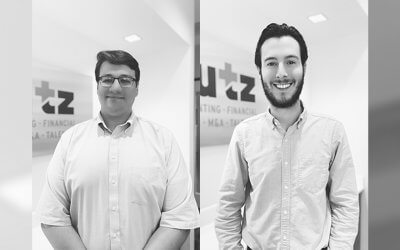 Lutz Tech adds Hinrichs and Sheridan in Central, NE
