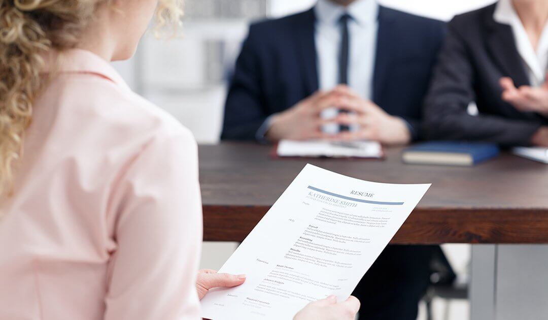 4 Reasons Why You Didn't Get the Job