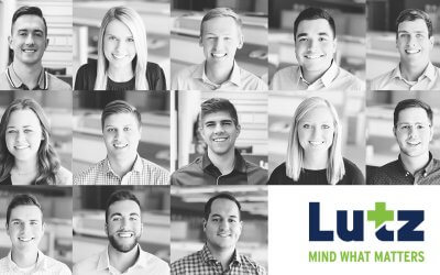 Lutz adds 14 Staff Accountants