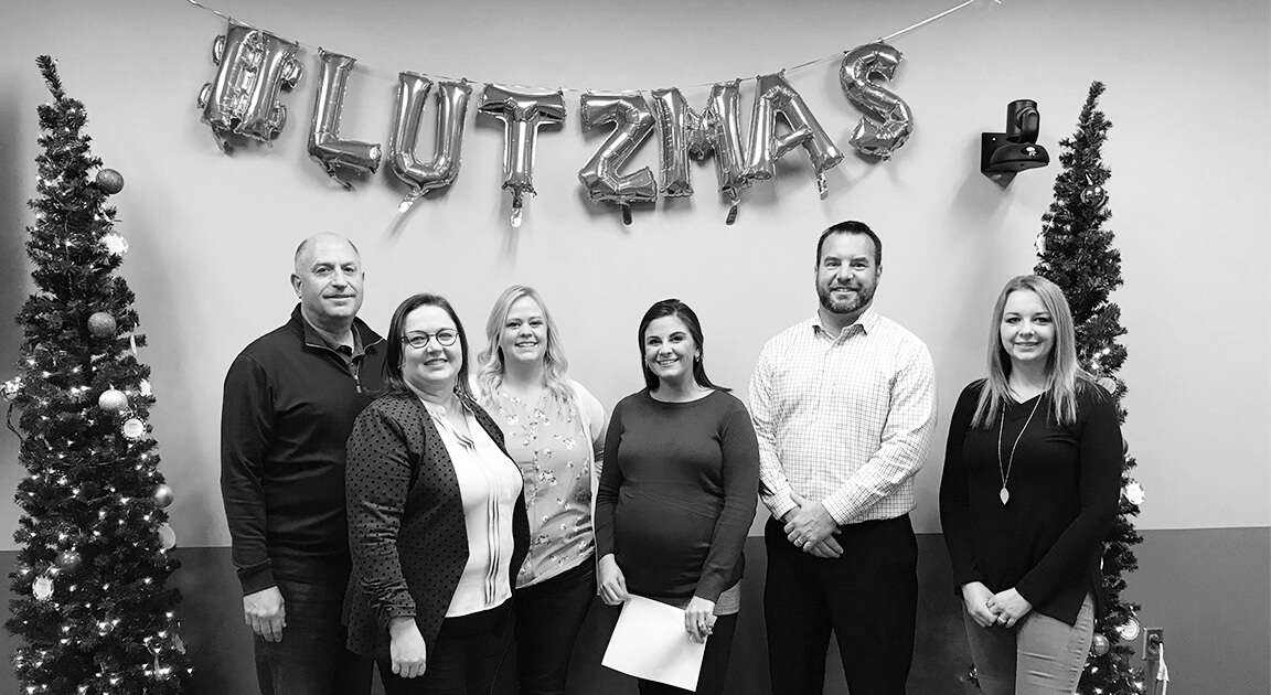 Lutz Gives Back + 12 Days of Lutzmas 2019