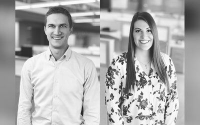 Lutz adds Adam Pfeiffer and Rachel Wald