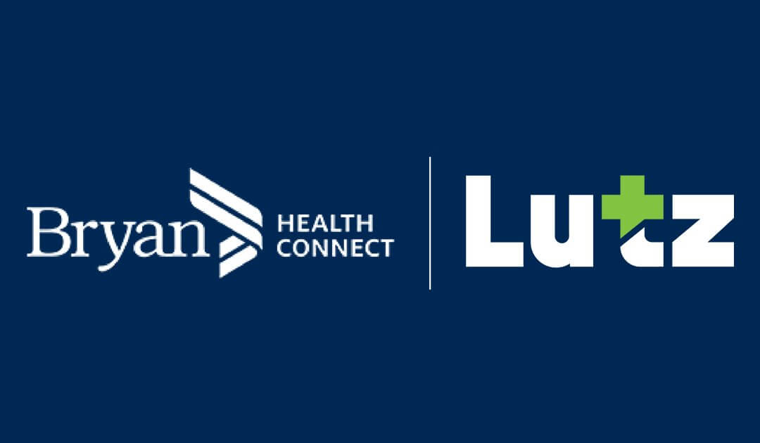 Lutz Announces Partnership with Bryan Health Connect
