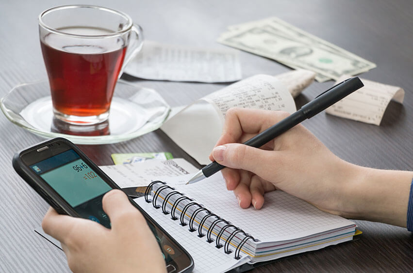 Get Your Budget on Track With These 8 Tips