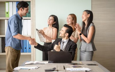 3 Ways to Show Appreciation to Employees