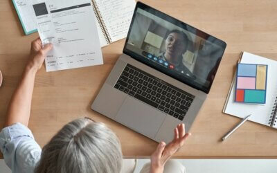 5 Tips for Conducting a Successful Virtual Interview